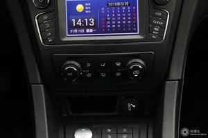 北汽EU系列 空调调节