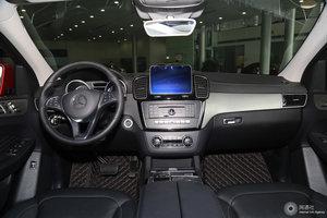 进口奔驰GLE级轿跑SUV 全景内饰(后排)