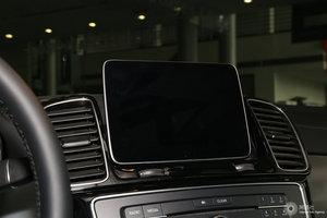 进口奔驰GLE级轿跑SUV 中央显示屏