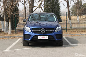 进口奔驰GLE级AMG轿跑SUV 外观