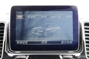 进口奔驰GLE级AMG轿跑SUV 中央显示屏