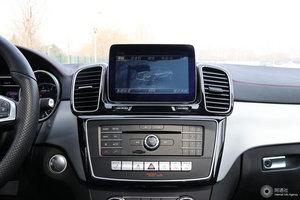 进口奔驰GLE级AMG轿跑SUV 中控台