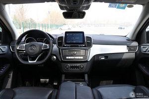 进口奔驰GLE级AMG轿跑SUV 内饰