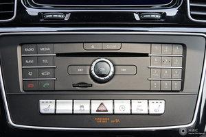 进口奔驰GLE级AMG轿跑SUV 音响调节