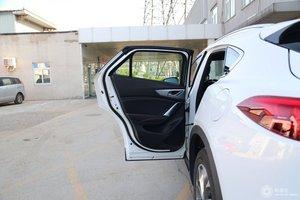 马自达CX-4 左前车门
