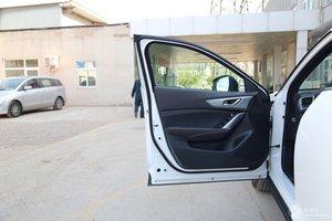 马自达CX-4 左后车门