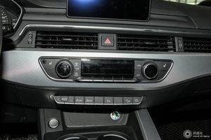 进口奥迪A4 空调调节
