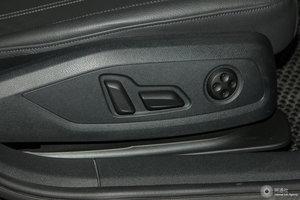 进口奥迪A4 副驾座椅调节