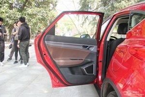 吉利帝豪GS 左后车门