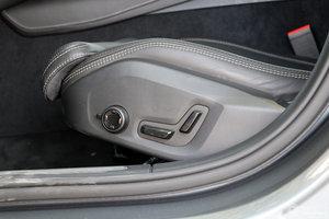 进口沃尔沃V90 主驾座椅调节