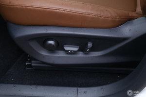 宝沃BX5 主驾座椅调节