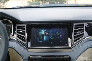众泰大迈X7 中央显示屏