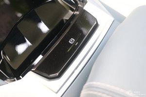 众泰大迈X7 驻车制动