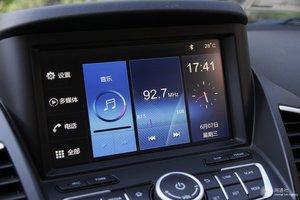 风度MX5 中央显示屏