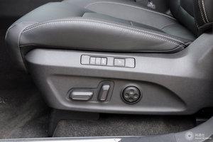 上汽大通D90 主驾座椅调节