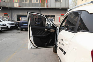 昌河Q35 左前车门