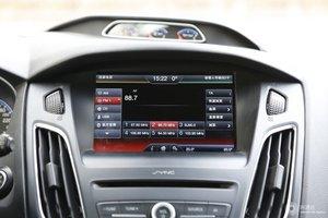进口福特福克斯RS 中央显示屏