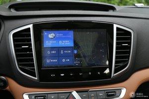 吉利远景SUV 中央显示屏