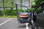 吉利远景SUV 空间