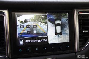 众泰SR9 中控屏功能