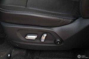 汉腾X7 主驾座椅调节