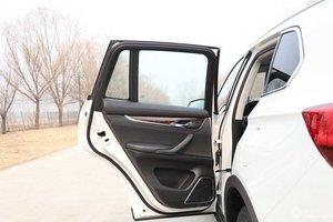 汉腾X7 左后车门
