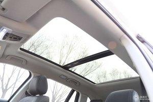 汉腾X7 天窗车内视角