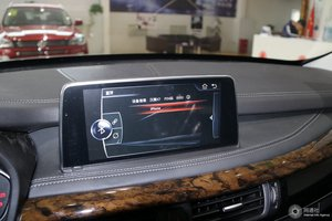 汉腾X7 中央显示屏