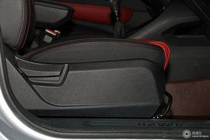 哈弗H2s 副驾座椅调节