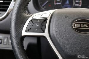 比速M3 多功能方向盘键左侧