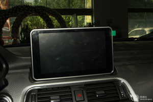 北汽威旺M50F 中央显示屏