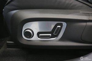 领克 01 副驾座椅调节