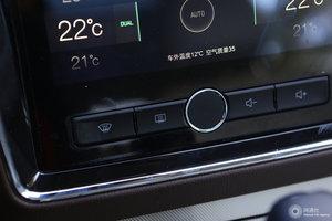 荣威eRX5 空调调节