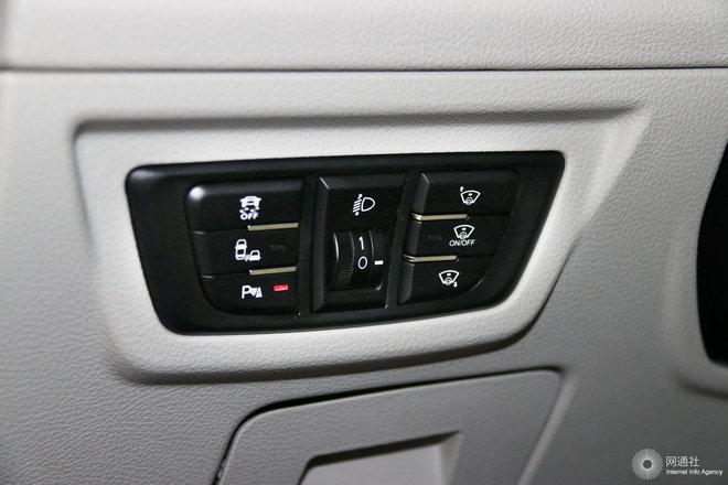 x5车灯按钮图解
