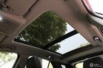 天窗车内视角