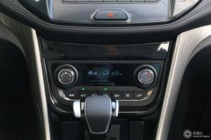 北汽幻速S5 空调调节