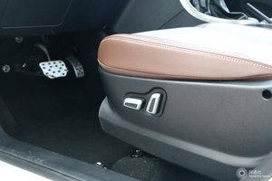 北汽幻速S5 主驾座椅调节