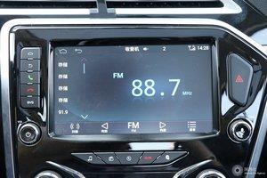 海马S5青春版 中央显示屏