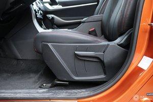 海马S5青春版 主驾座椅调节