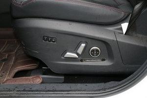 瑞风S7 主驾座椅调节