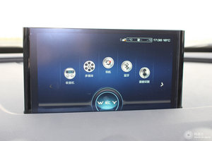 WEY VV7c 中央显示屏