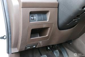 宝骏310W 驾驶席左侧下方储物格