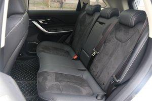 众泰T500 后排座椅