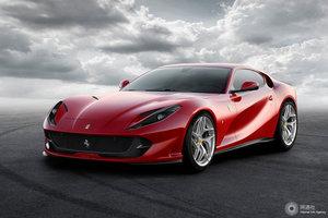法拉利 812 superfast