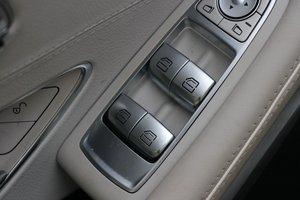进口奔驰S级 左前车窗控制
