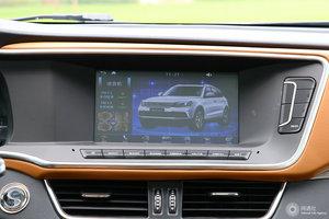众泰T600 Coupe 中央显示屏