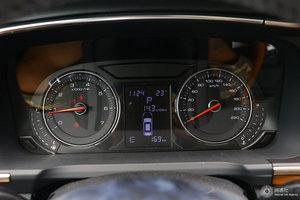 众泰T600 Coupe 仪表盘