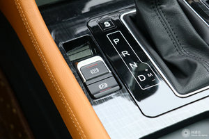 众泰T600 Coupe 驻车制动