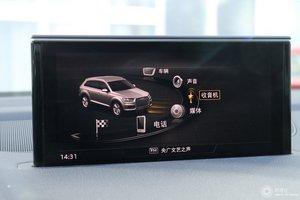 进口奥迪Q7 e-tron 中央显示屏