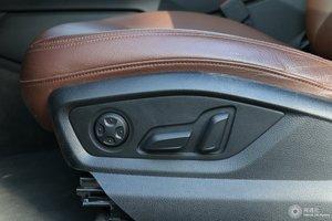 进口奥迪Q7 e-tron 主驾座椅调节